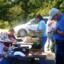 2007 Plant Sale, by Betty Hardee