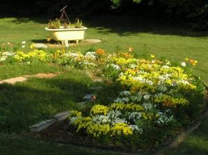 garden resize